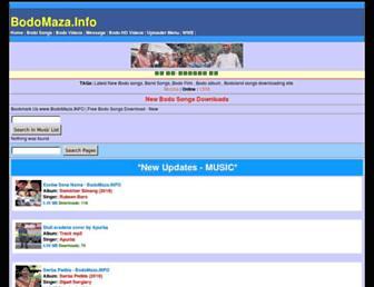 bodomaza.info screenshot