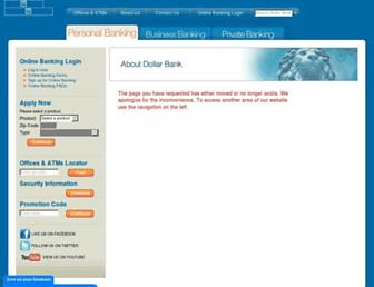 Thumbshot of Dollarbank.com