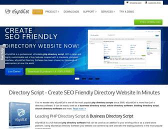 Thumbshot of Esyndicat.com