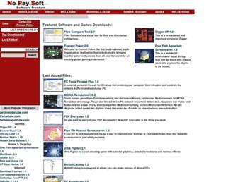 nopaysoft.com screenshot
