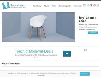 Thumbshot of Raumideen.org