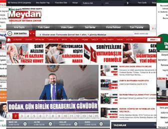 kocaelimeydan.com screenshot