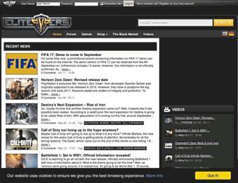 Thumbshot of Elitepvpers.com