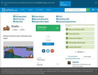 snails.en.softonic.com screenshot
