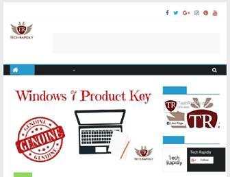 techrapidly.com screenshot