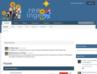 Thumbshot of Freejinger.org