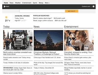 preview.msn.com screenshot