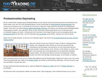 day-trading.de screenshot