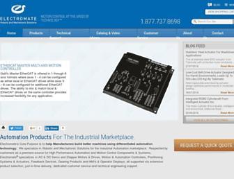 electromate.com screenshot