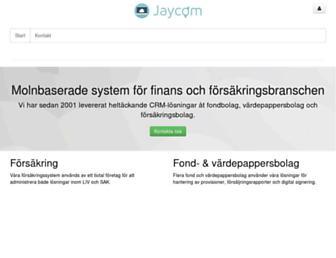 Thumbshot of Jaycom.se