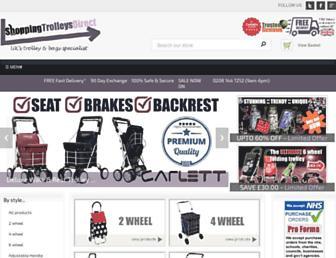 shoppingtrolleysdirect.co.uk screenshot