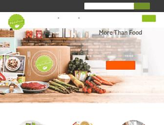 Thumbshot of Hellofresh.com