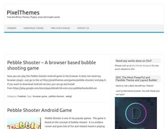 Thumbshot of Pixelthemes.com