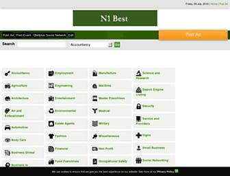 Thumbshot of N1bestfreeclassifiedads.com