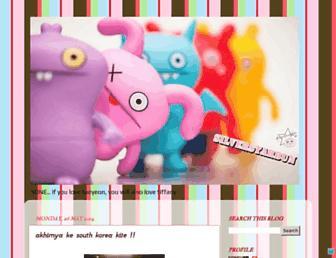 silverstarbun.blogspot.com screenshot