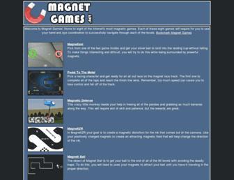 magnetgames.net screenshot