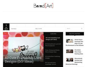 boredart.com screenshot