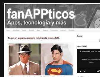 fanappticos.com screenshot