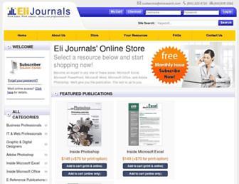 elijournals.com screenshot