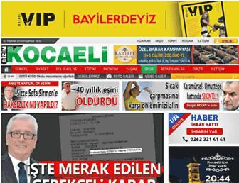 Thumbshot of Bizimkocaeli.com
