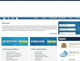 Thumbshot of Cpaprosperity.com