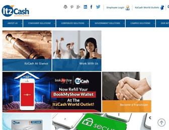 itzcash.com screenshot