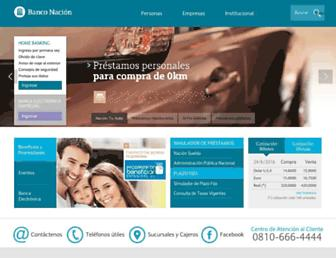 Thumbshot of Bna.com.ar
