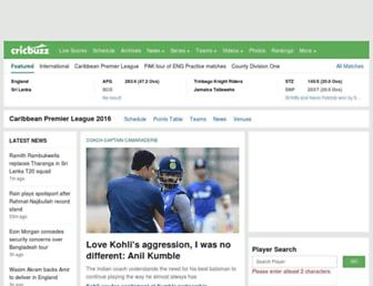 Thumbshot of Gocricket.com