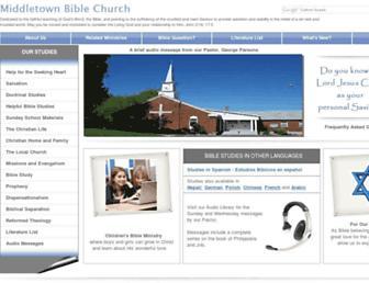 Thumbshot of Middletownbiblechurch.org