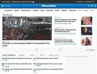 newsday.com screenshot