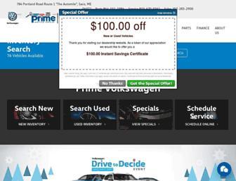 primevwsaco.com screenshot