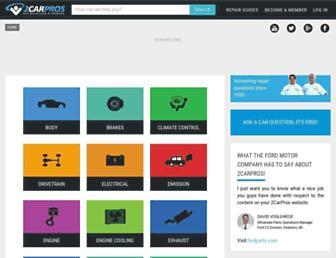 2carpros.com screenshot