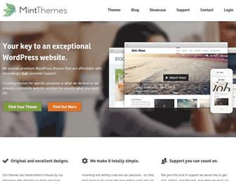 Thumbshot of Mintthemes.com