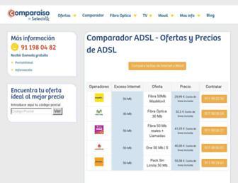 comparaiso.es screenshot