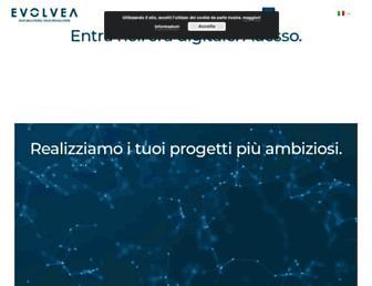 evolvea.com screenshot