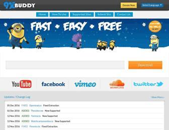 9xbuddy.com screenshot