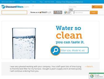 Thumbshot of Discountfilters.com
