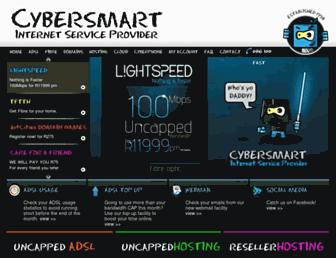 Thumbshot of Cybersmart.co.za