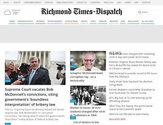 Thumbshot of Timesdispatch.com