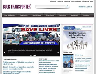 bulktransporter.com screenshot