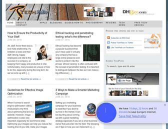 Thumbshot of Techpatio.com