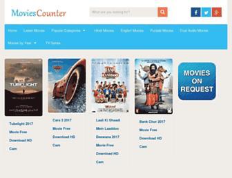 moviescounter.co screenshot