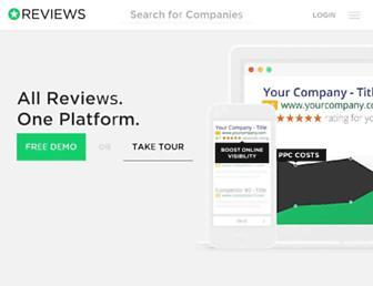 reviews.co.uk screenshot