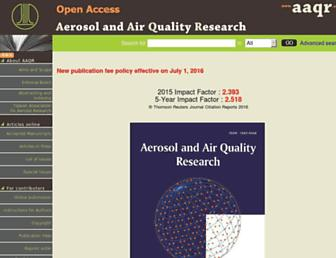 aaqr.org screenshot