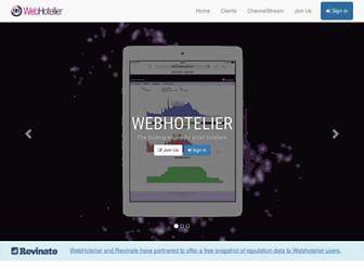 Thumbshot of Webhotelier.net