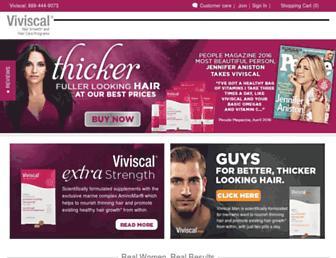 Thumbshot of Viviscal.com