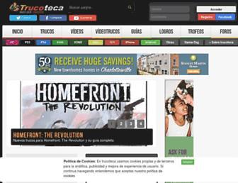 trucoteca.com screenshot
