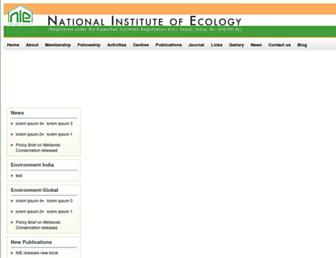 nieindia.org screenshot