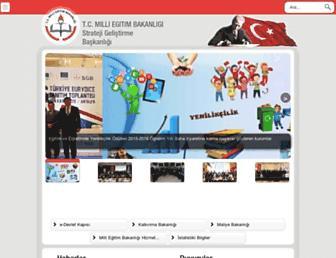 sgb.meb.gov.tr screenshot