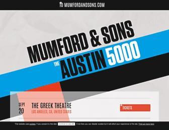 Thumbshot of Mumfordandsons.com